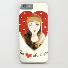 Camilla Willow: I'm Nuts About You iPhone 6s Slim Case