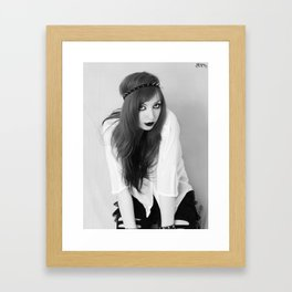 Instinctive Framed Art Print