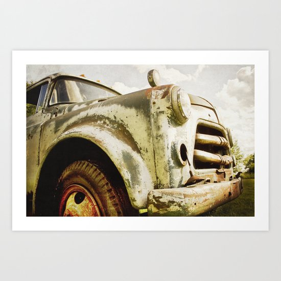 Mater Art Print