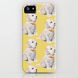 Cockapoo Pups iPhone Case