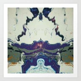 Buggin Ohm Art Print