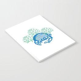 The Blue Cangrejo Notebook
