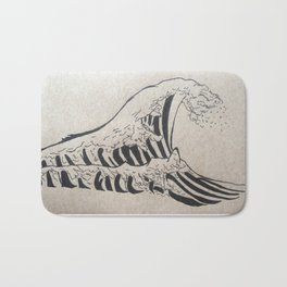 What's in a Wave? Bath Mat