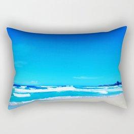 Carribean Coast Rectangular Pillow