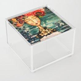 Coco's Closet - Courage and Kind Acrylic Box