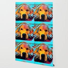 Golden Retriever 4 Wallpaper
