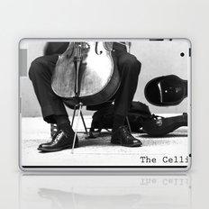 The Cellist Laptop & iPad Skin