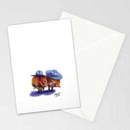 Peach Fuzz Stationery Cards