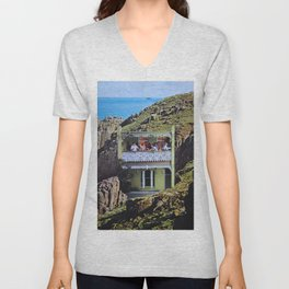 The Hill Dwellers Unisex V-Neck
