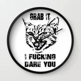 Grab it! Wall Clock