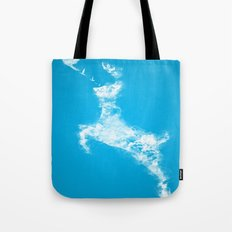 In Search Of Peace Tote Bag