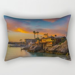 The House at Pirate's Cove Rectangular Pillow