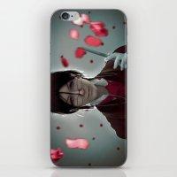 kuroshitsuji iPhone & iPod Skins featuring Sebastian Michaelis (Test submission) by Lalasosu2