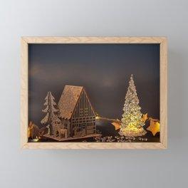 Concept Christmas : Christmas time  Framed Mini Art Print