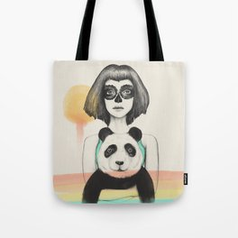 Fostered Existence (Death and Life) Tote Bag