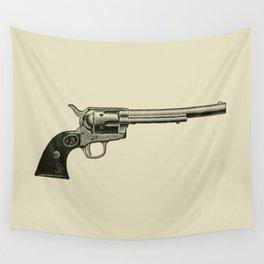 Revolver Wall Tapestry