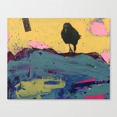 Follow 8 Canvas Print