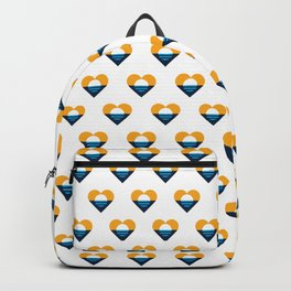 Heart of Milwaukee Backpack