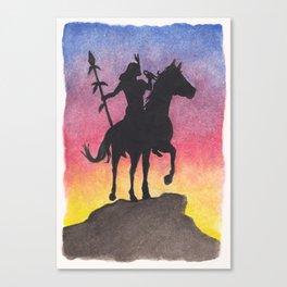 Solidarity Canvas Print