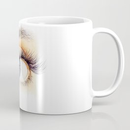 An eye Coffee Mug