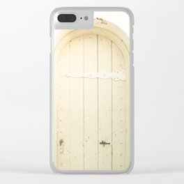 Street Photography The Door I Clear iPhone Case