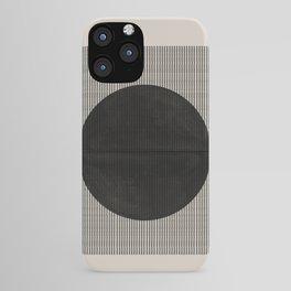 Minimalist Paper Art iPhone Case