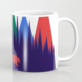Bear & Cubs #4 Coffee Mug