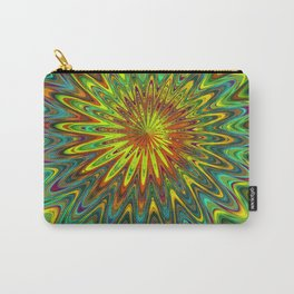 The Crazy Spiral Carry-All Pouch