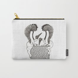 Unclean Angels Carry-All Pouch
