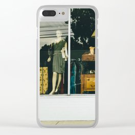 Super Thrift Clear iPhone Case