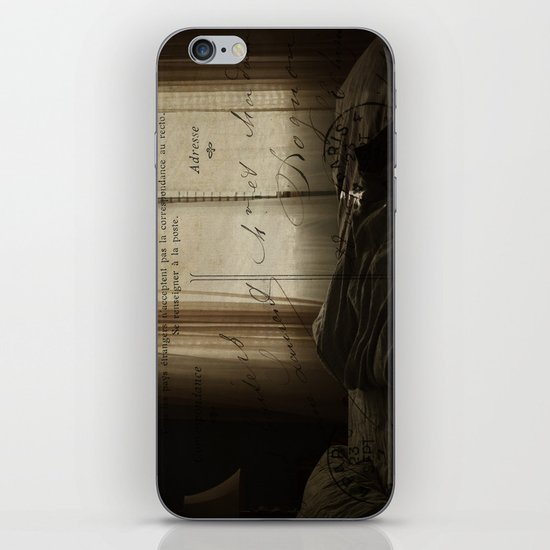 Waking up in Paris iPhone & iPod Skin