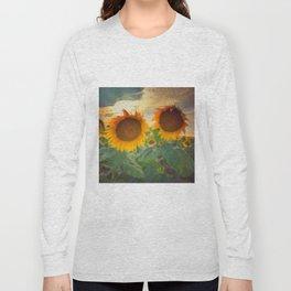 favorite sunset view Long Sleeve T-shirt