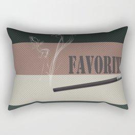 A gift for a man . Favorite male .2 Rectangular Pillow