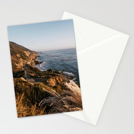 The Road to Big Sur Stationery Cards