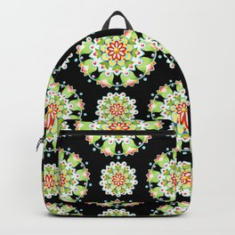 Firework Mandala Backpack