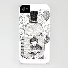 My Monster Friend iPhone (4, 4s) Slim Case