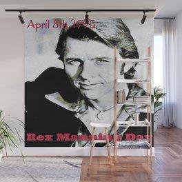 Rex Manning Day! Wall Mural