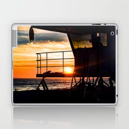 No Eclipse In Sight - Surf City September 27, 2015 Laptop & iPad Skin