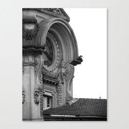 Bolsa do Café - PB Canvas Print