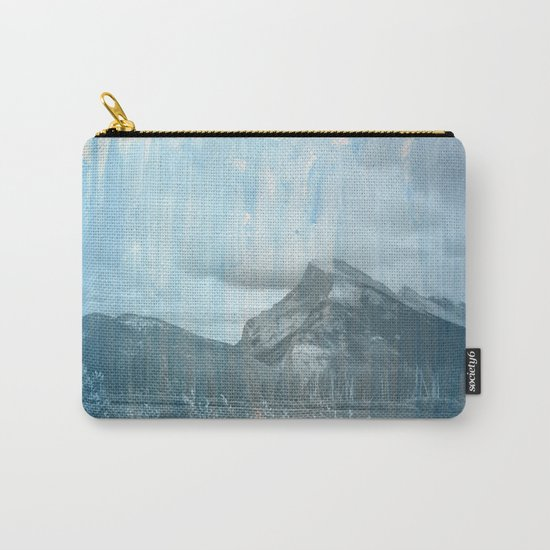 Blue Blue Skies Carry-All Pouch
