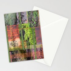 Trees & Moss Stationery Cards