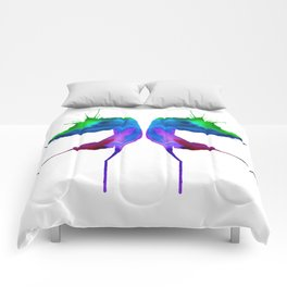 Feauxhawk Comforters