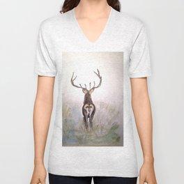Oh my Deer Unisex V-Neck