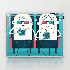 :::Cinema Couple::: Laptop & iPad Skin