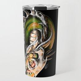 Armored Dragon Travel Mug