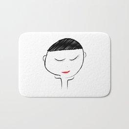 Mellow Girl Bath Mat