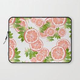 grapefruit Laptop Sleeve