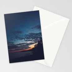 superior sunsets. Stationery Cards