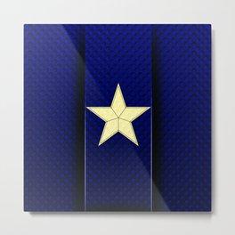 star captain Metal Print
