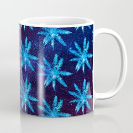 Twilight Spikey Plant Coffee Mug